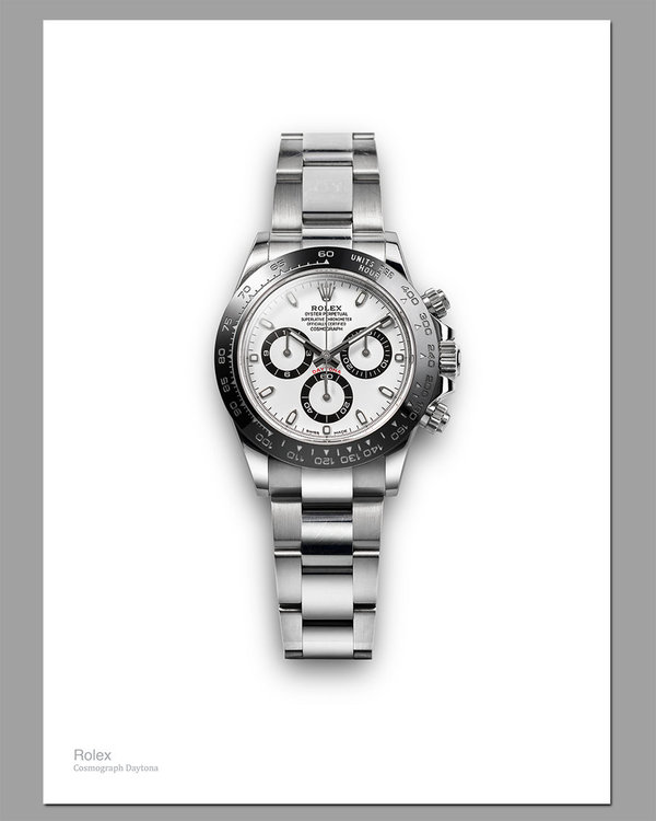 Rolex Daytona Cosmograph with Strap DIN A2